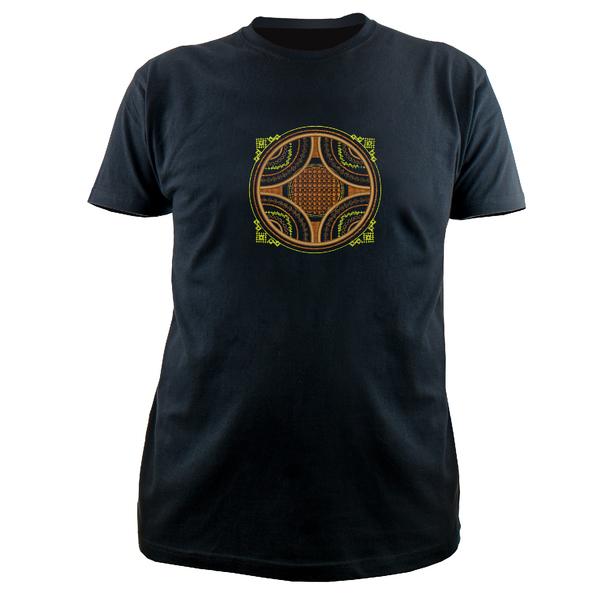 Вишита футболка №19