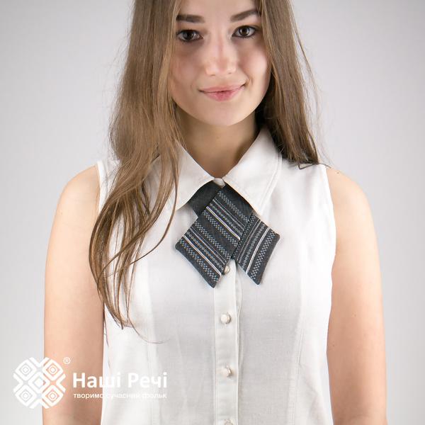 Вишита крос-краватка №701