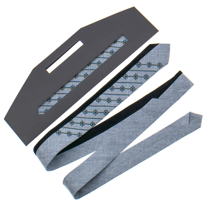 Оригінальна вишита краватка №816