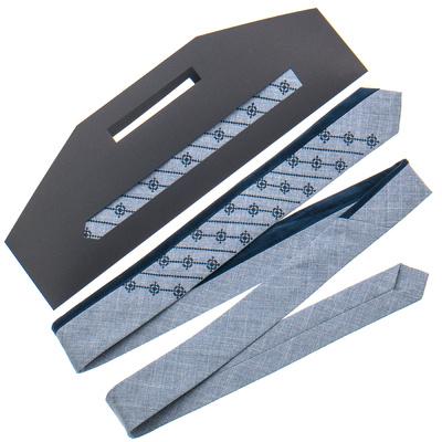 Оригінальна вишита краватка №817