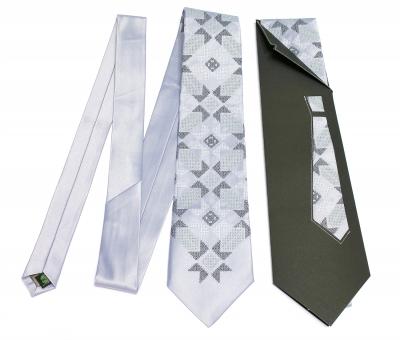Краватка з вишивкою Світозар