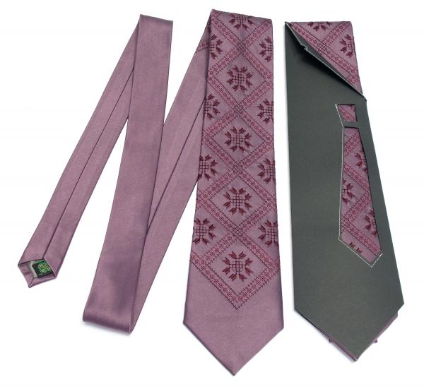 Краватка з вишивкою Переяслав