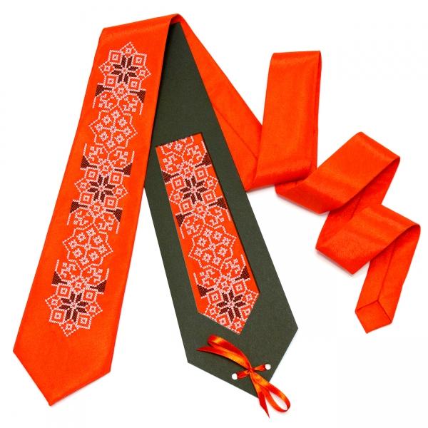 Вишита краватка Велидух