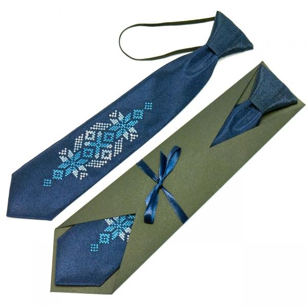 Дитяча вишита краватка Волин