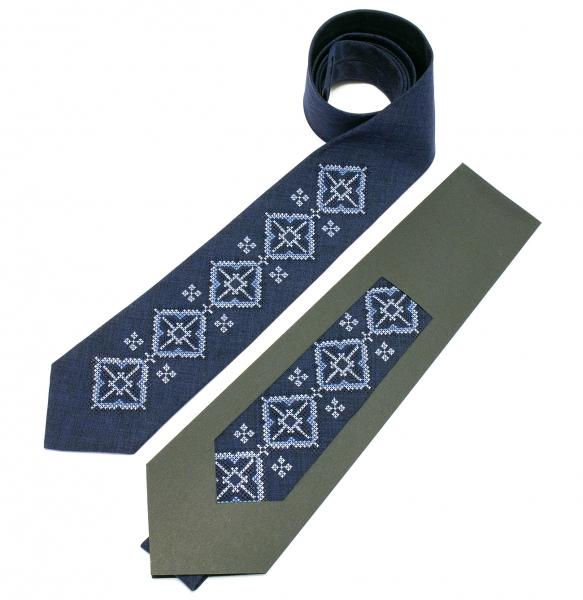 Вишита краватка Скай