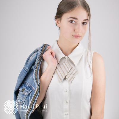 Вишита крос-краватка №703