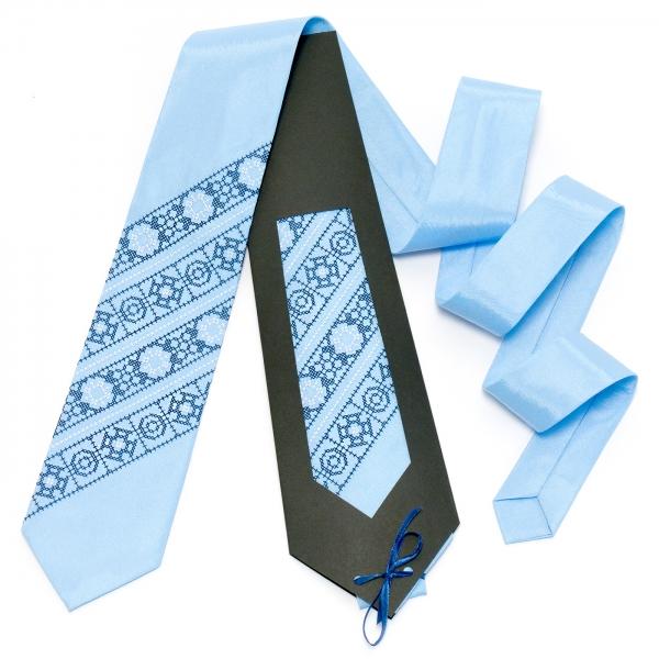 Блакитна краватка №607