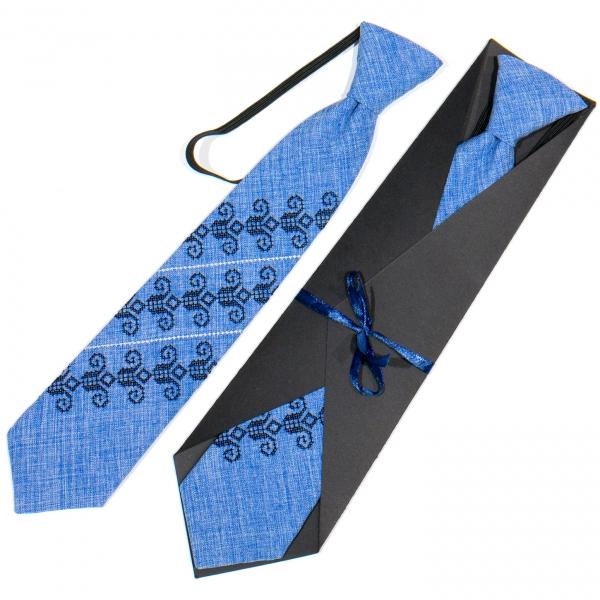 Дитяча вишита краватка №774