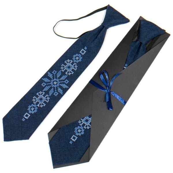 Дитяча вишита краватка №775