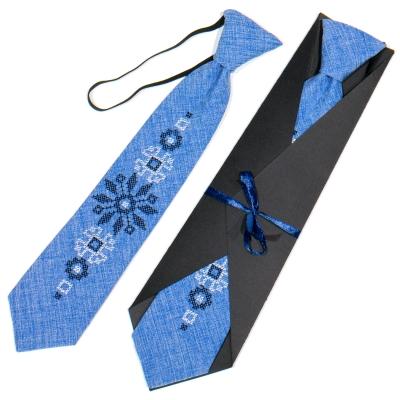 Дитяча вишита краватка №778