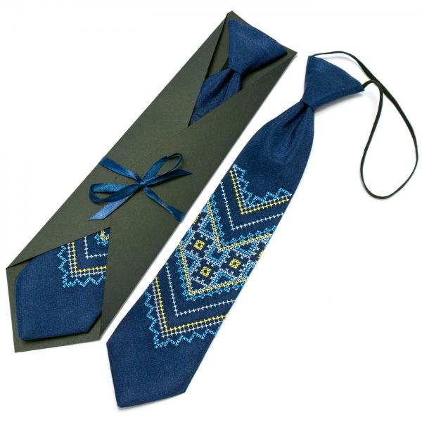 Дитяча вишита краватка №592