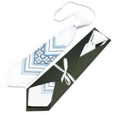 Дитяча вишита краватка №593
