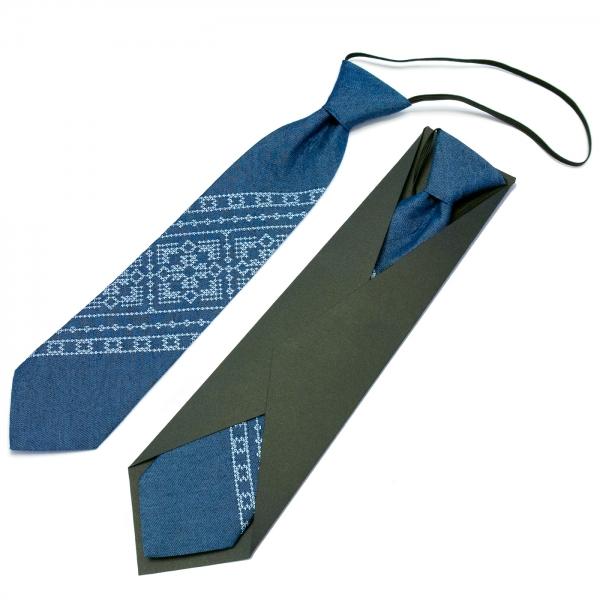 Дитяча вишита краватка №594