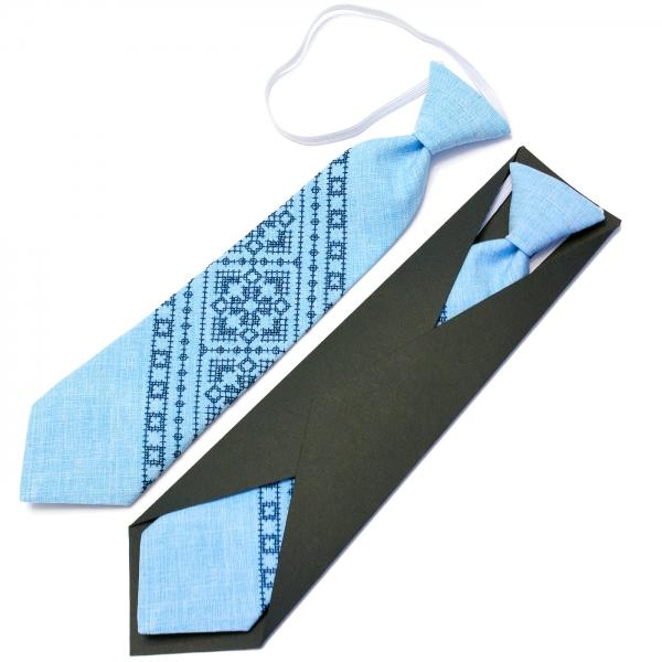 Дитяча вишита краватка №596
