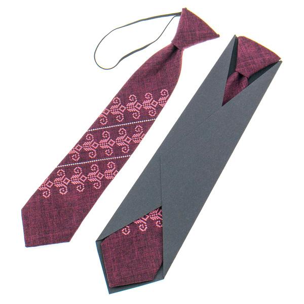 Дитяча вишита краватка №924