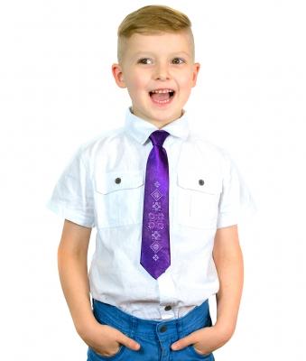 Дитяча вишита краватка Фагот