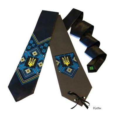 Краватка з вишивкою Киян