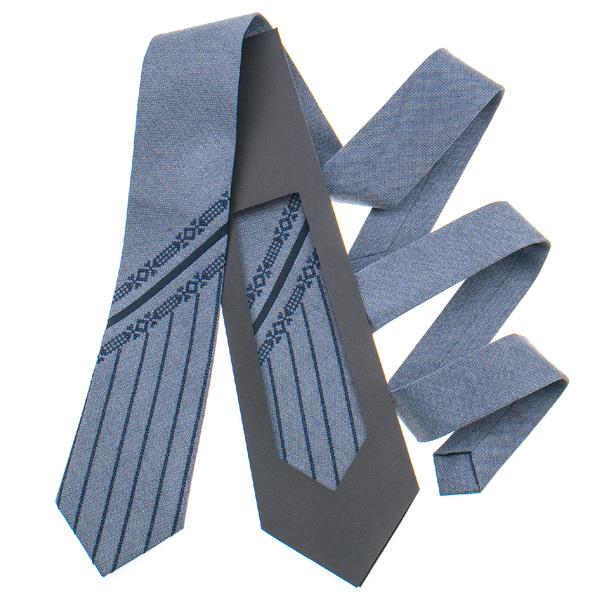 Оригінальна краватка з вишивкою №840