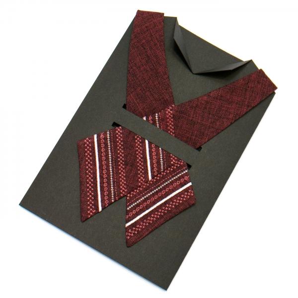 Вишита крос-краватка №706
