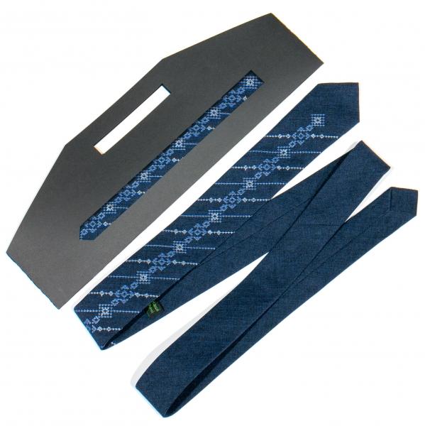 Модна вишита краватка №773