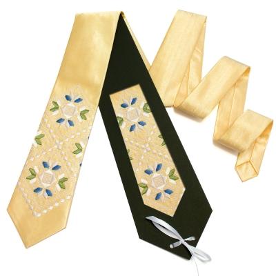 Краватка з вишивкою Одеса