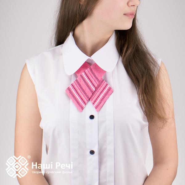 Вишита крос-краватка №705