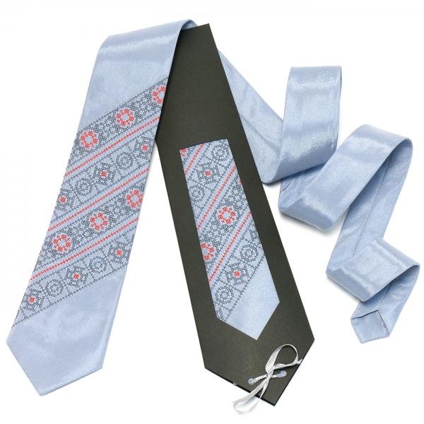 Сіра краватка №608