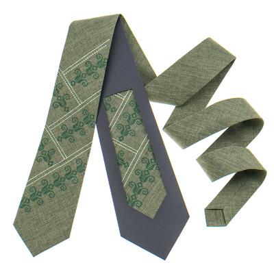 Вишита краватка №801. Обмежена серія