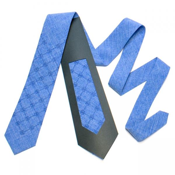 Вишита краватка №732