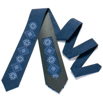 Вишита краватка №726