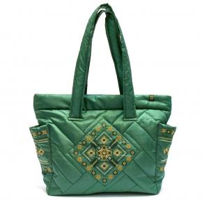 Дута сумка з вишивкою №5
