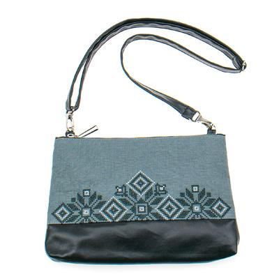 Вишита сумка на плече або зап'ястя №899