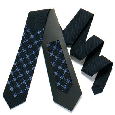 Вишита краватка №721