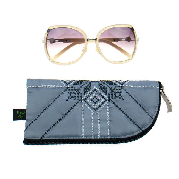 Вишитий чохол для окулярів №911