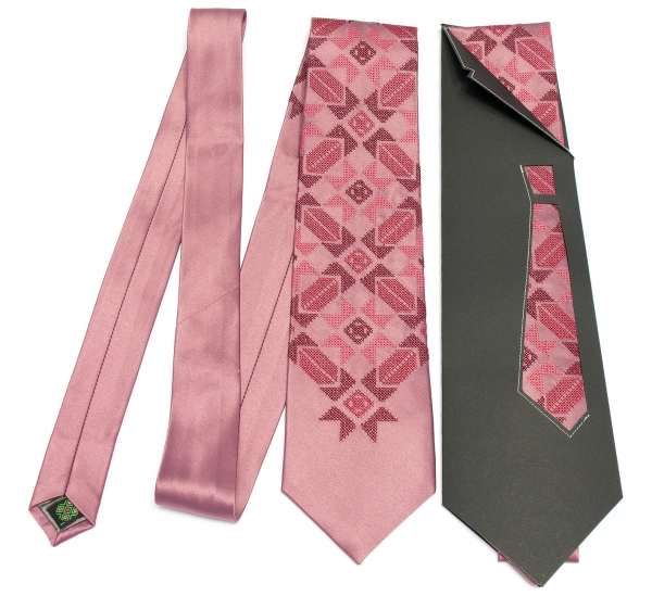 Краватка з вишивкою Яросвіт