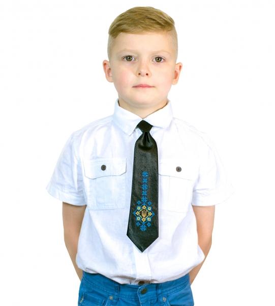 Дитяча краватка з вишивкою Ясногор